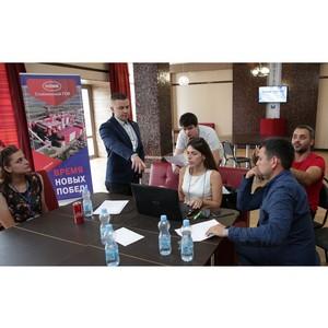 Третий этап конкурса «Молодой лидер Стойленского ГОКа» прошел в новом формате