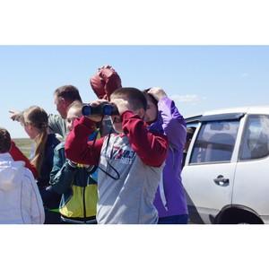 Активисты ОНФ расширяют сеть экологических кружков, где дети учатся бережному отношению к природе