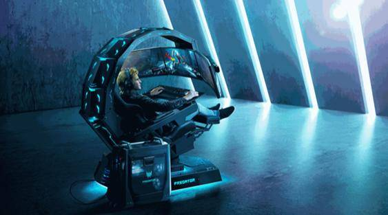 Aceronline открыл предзаказ на игровую кабину Predator