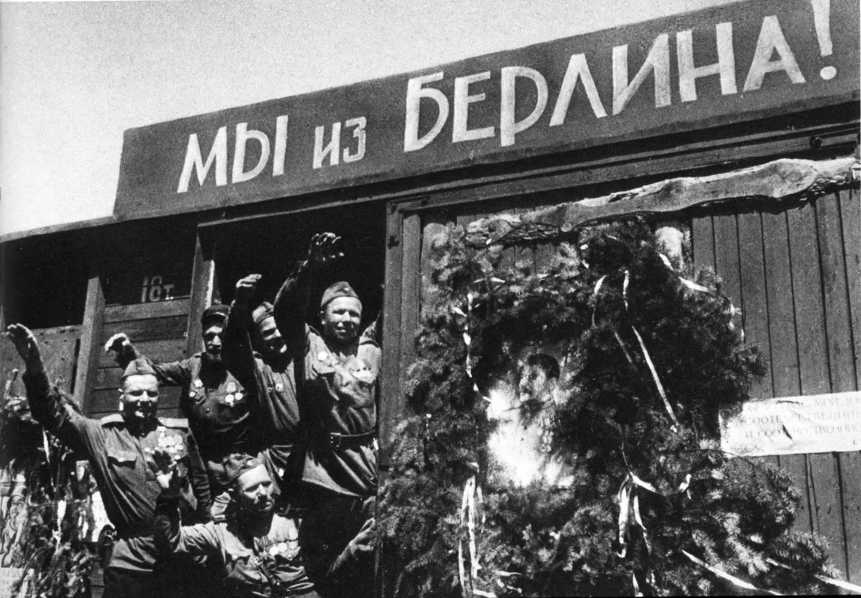 Начались съемки документального фильма с участием русских и немецких ветеранов
