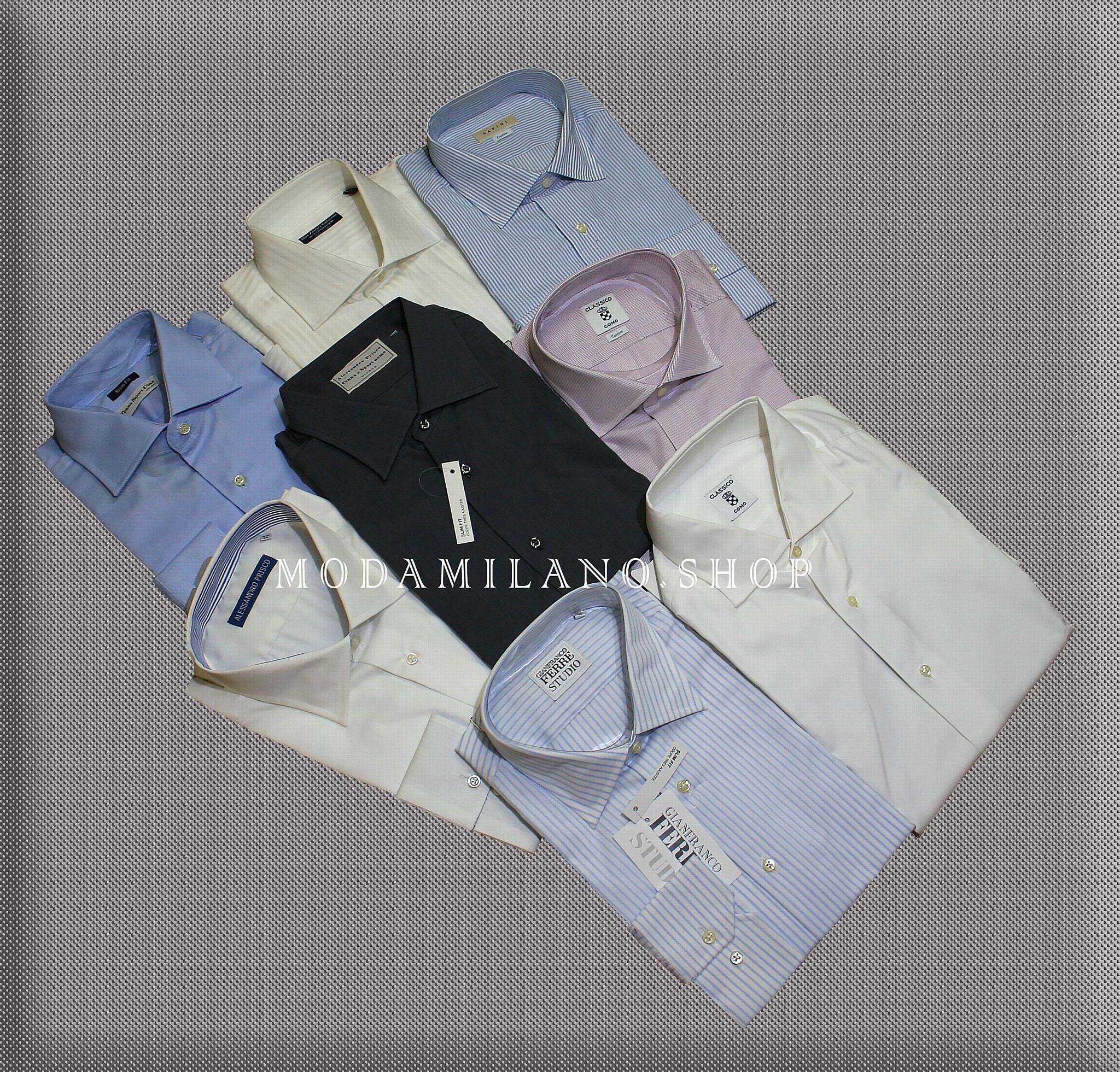 Рубашки и сорочки мужские, разные модели