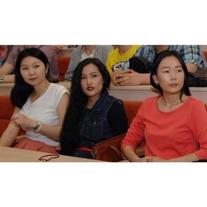Представители вуза выехали в Монголию на фестиваль «Кириллица-фест»