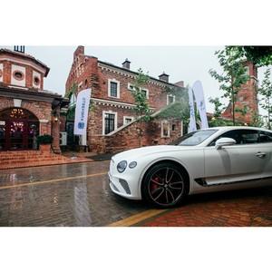 Bentley Краснодар выступил партнером на открытии летнего сезона