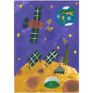 Сын сотрудника Тверьэнерго стал призером конкурса «Россети: рисуют дети!»