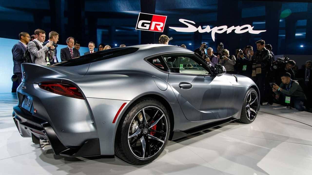 В компании Ключавто оформили заказ на спорткупе Toyota Supra