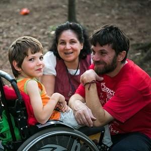 При поддержке БФ «Сафмар» Михаила Гуцериева открывается новая смена семейного интегративного лагеря