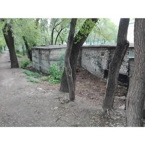 Активисты ОНФ в Амурской области добились ликвидации несанкционированной свалки в Благовещенске