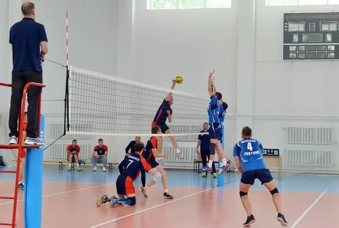 Смоленские таможенники заняли первое место на Чемпионате ЦТУ по волейболу