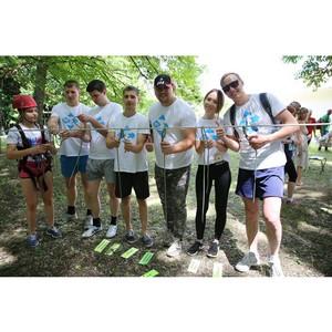 Стойленцы приняли участие в «Фестивале приключений»