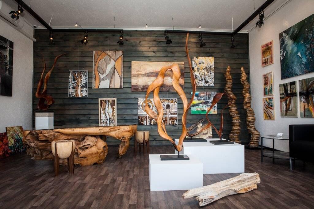 Встреча друзей с Михаилом Баланом. Открытие выставки уникальных скульптур.