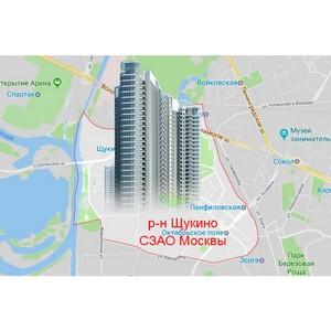 Дом для переселенцев с квартирами для инвалидов возведут в СЗАО Москвы