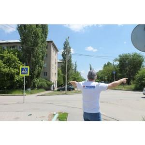 ОНФ обратился к властям Волгограда с просьбой увеличить финансирование ремонта дорог у школ