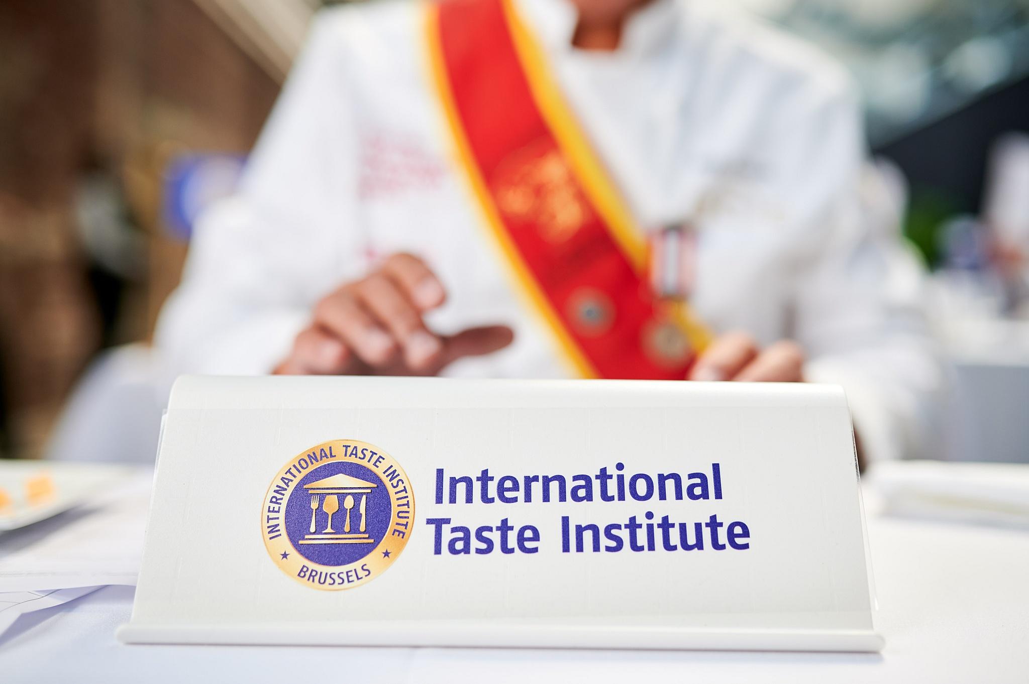 International Taste Institute опубликовал результаты оценки продуктов питания и напитков 2019.