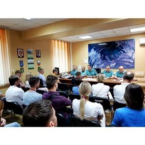 В Новороссийске проведена рабочая встреча с участниками внешнеэкономической деятельности