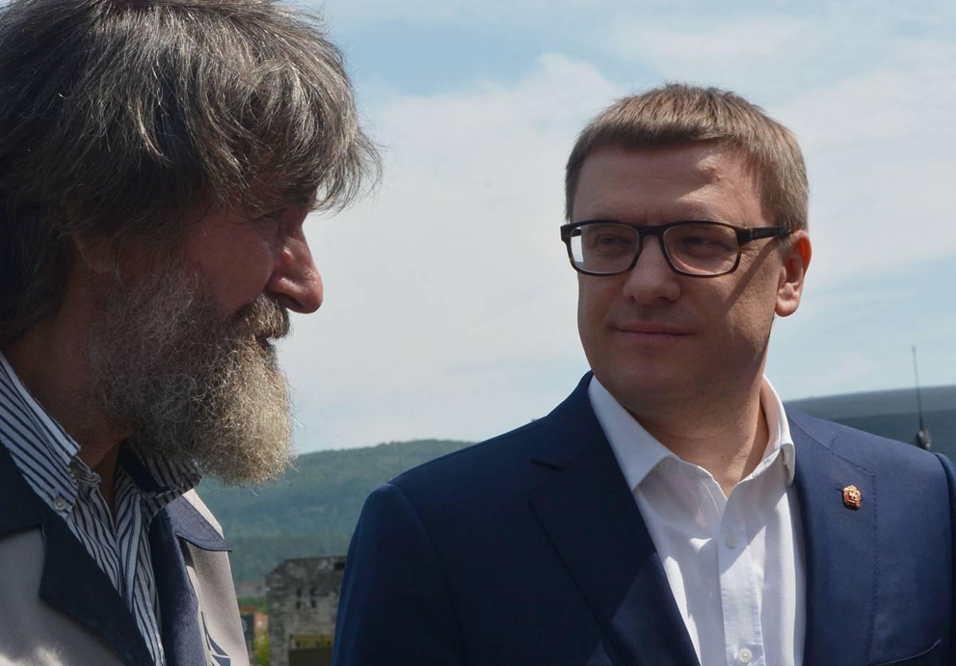Алексей Текслер в Миассе: потенциал города должен работать не на кланы, а на жителей