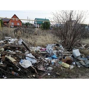 После обращения ОНФ в Мордовии ликвидирована несанкционированная свалка в Ковылкино