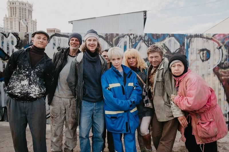 Киностудия КИТ объявляет о завершении съёмок фильма «Доктор Лиза»