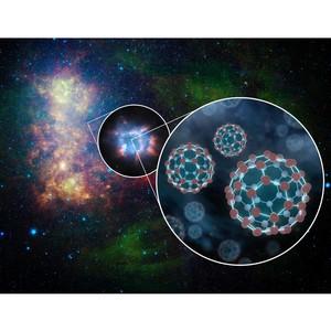 «Хаббл» окончательно подтвердил существование катиона С60 в космосе