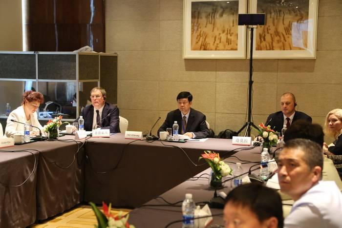 Сергей Прусов принял участие в VI Российско-Китайском Экспо