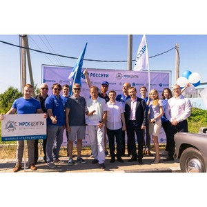 Специалисты «Тверьэнерго» обеспечили зарядку электрокаров – участников «Ралли Мира - 2019»
