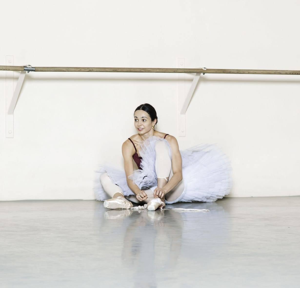 Творческий вечер. Неповторимость русского балета в образах и сюжетах Ольги Котловой.