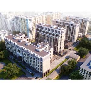 «Аквилон-Инвест» приступил к продажам ЖК Promenade в Санкт-Петербурге
