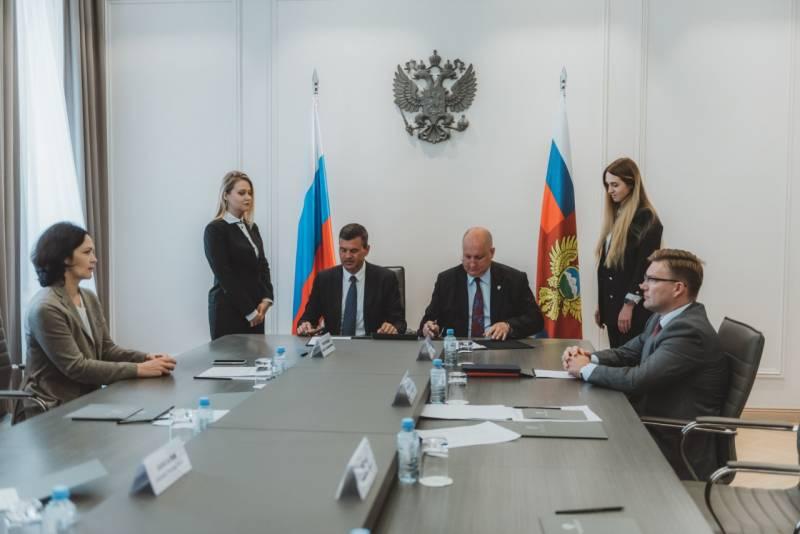 Минкавказ стал стратегическим партнером проекта «Профстажировки 2.0»