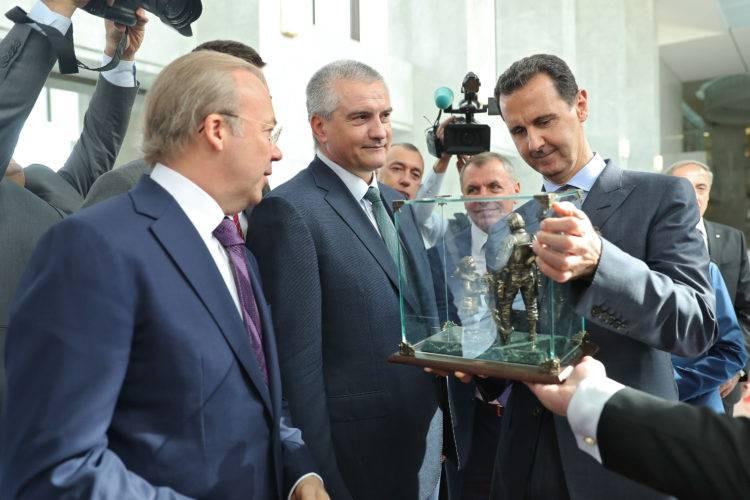 Глава Республики Крым Сергей Аксёнов: Первоочередные задачи обозначил наш Президент