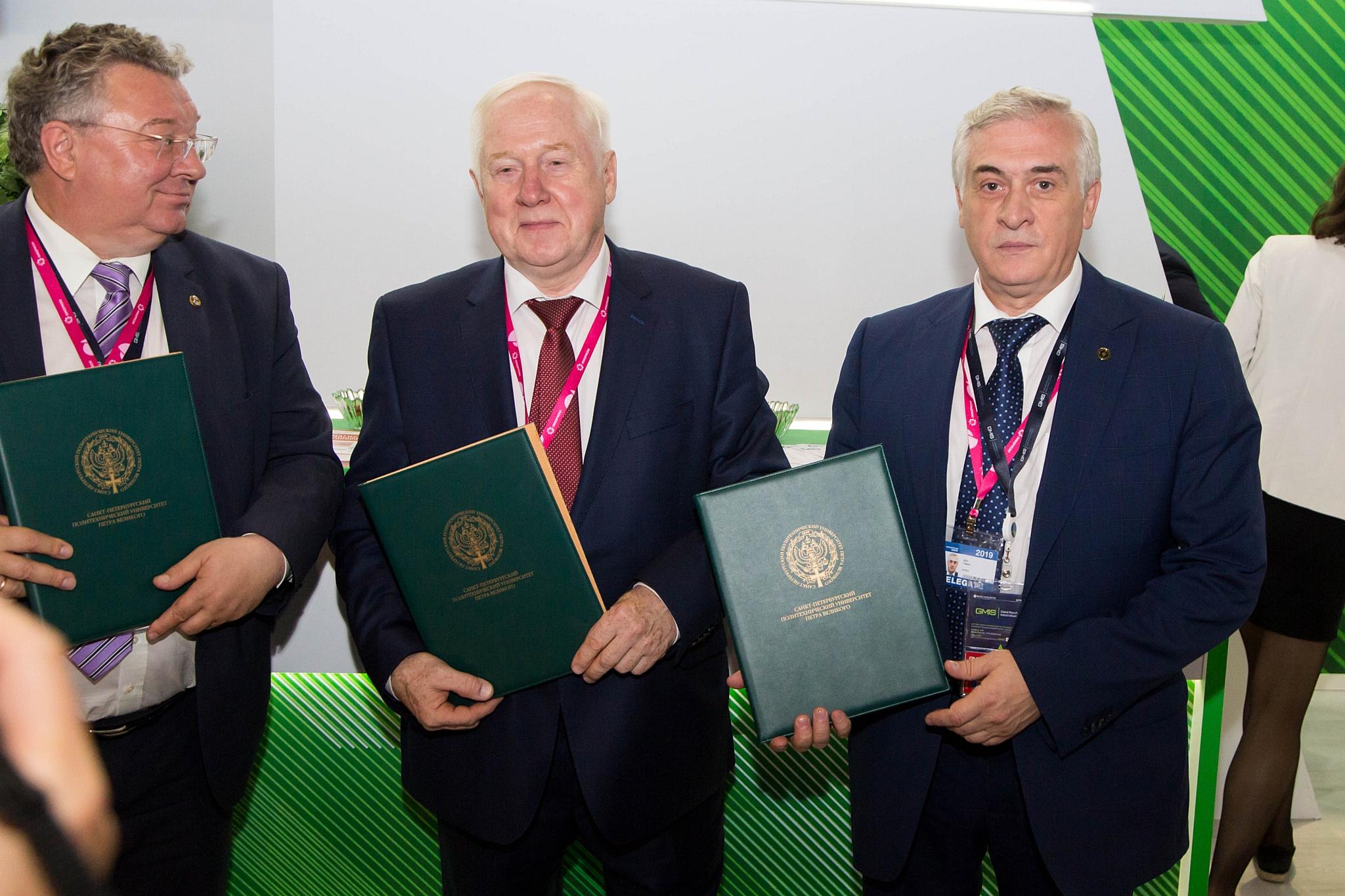 Подписанное в рамках Иннопрома-2019 соглашение позволит обеспечить кадровый потенциал ОПК