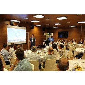 В Москве прошел семинар Bosch Security и «Армо-Системы»