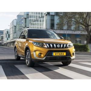 «Балтийский лизинг» предлагает клиентам Suzuki Vitara за 18 635 рублей в месяц