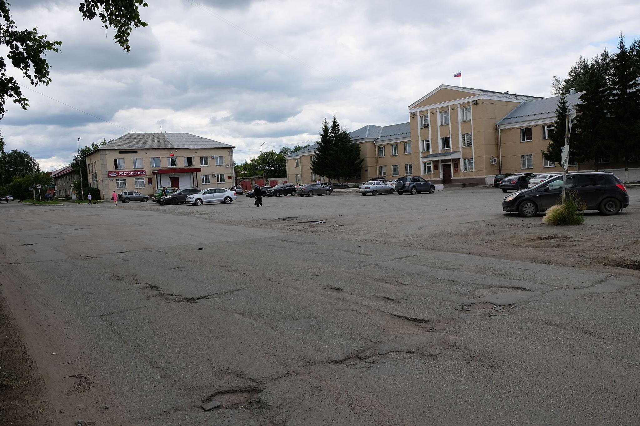 «УралАвтодор» начал капремонт дороги в Кетовском районе