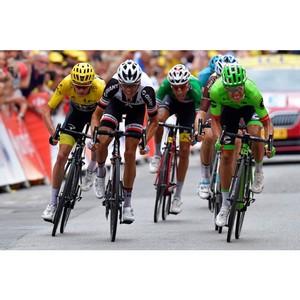 Велоспорт. «Тур де Франс» (6-28 июля)