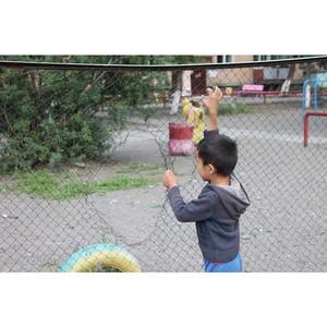 ОНФ в Туве призывает мэрию Кызыла устранить допущенные при благоустройстве дворов недостатки