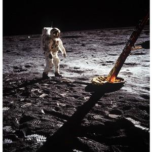 50 лет со дня высадки человека на Луну