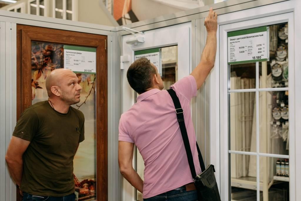 Проектная зона «Окна на заказ» с окнами Deceuninck открылась в Леруа Мерлен города Аксай