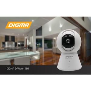 IP-камера Digma DiVision 401: дежурный по дому