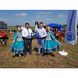 «Балтийский лизинг» расширил клиентскую базу на выставке «День поля» в Челябинске