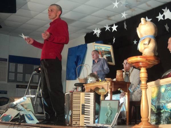 Театральная студия «Камелек» из ИК-29 побывала на гастролях в ИК-43