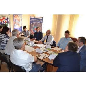 В Тюмени стартует подготовка к V форуму Общественной палаты Тюменской области «Синергия Сибири 2019»
