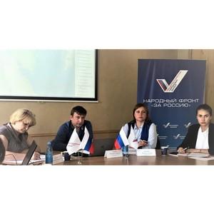 Власти Карелии учли предложения ОНФ при разработке территориальной схемы обращения с отходами