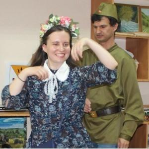 Пациенты Ставропольской психбольницы познакомились с