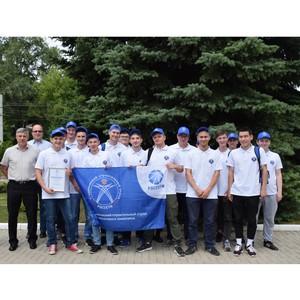 Владимирэнерго: стартовал VI сезон студенческих энергетических отрядов
