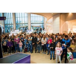 «Галерея Новосибирск» подарила 50 тысяч посетителю