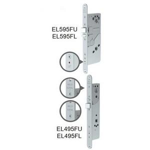 Ассортимент Abloy пополнили моторные замки EL495 / EL495FU / EL495FL для узкопрофильных дверей