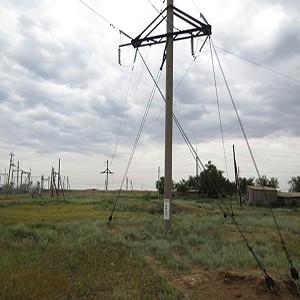 Энергетики ремонтируют линию электропередачи Лепехинка - Новоузенск