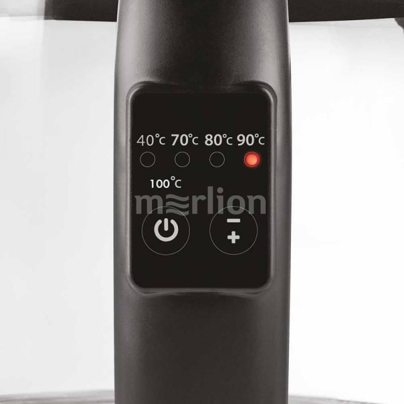 Новый электрический чайник Scarlett SC-EK27G60 с цифровым управлением