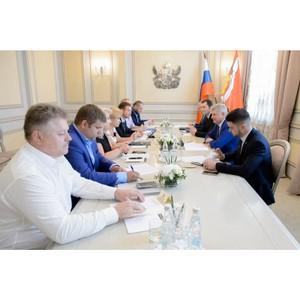 Воронежские активисты ОНФ передали губернатору общественные предложения по улучшению жизни граждан