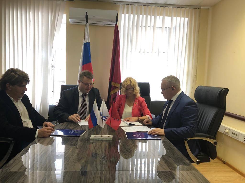 Подписано соглашение между КБК МОО МАП и Спортивной федерацией крикета