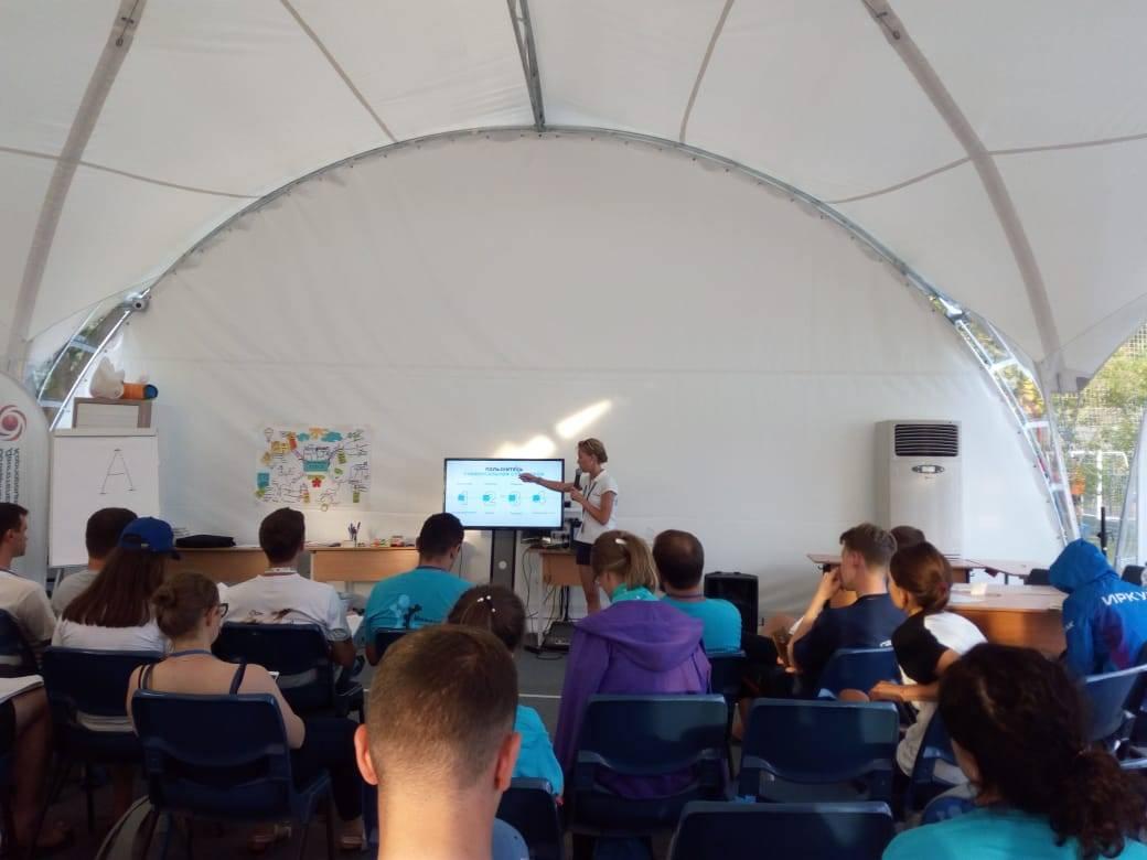 Представители УОМЗ на  форуме «Инженеры будущего-2019»